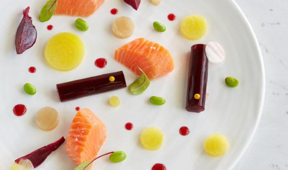 Contemporary cuisine Institut Paul Bocuse