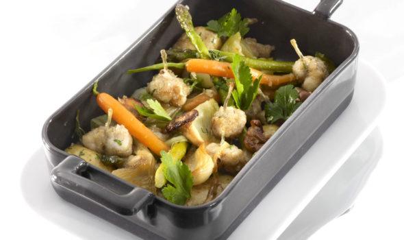 Regional cuisine Institut Paul Bocuse