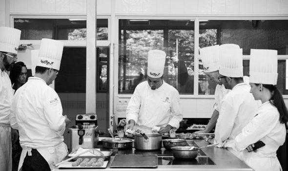 """Cuisine & Horizon"" 8-week programme"