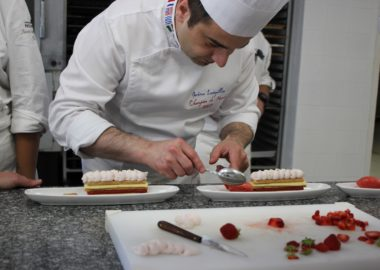Pastry expertise to unleash creativity