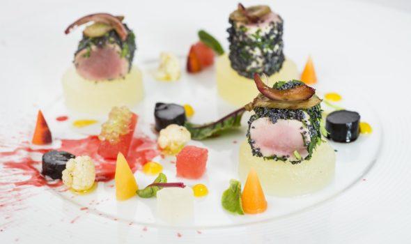 Creative cooking techniques Institut Paul Bocuse