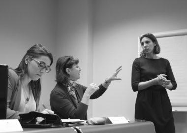 Communication and effective leadership skills