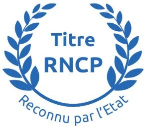 Titre RNCP reconnu par l'Etat